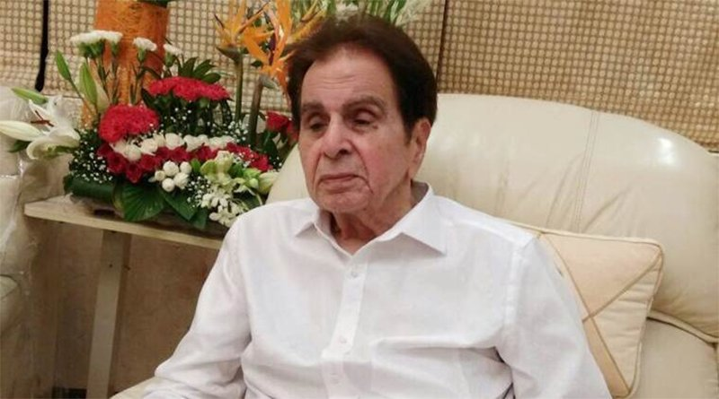 dilip kumar birthday special at hospital