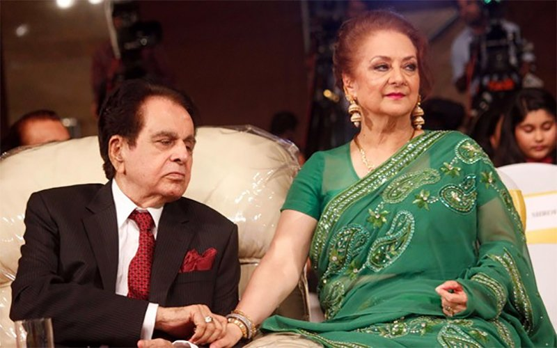 dilip kumar birthday special with saira banu