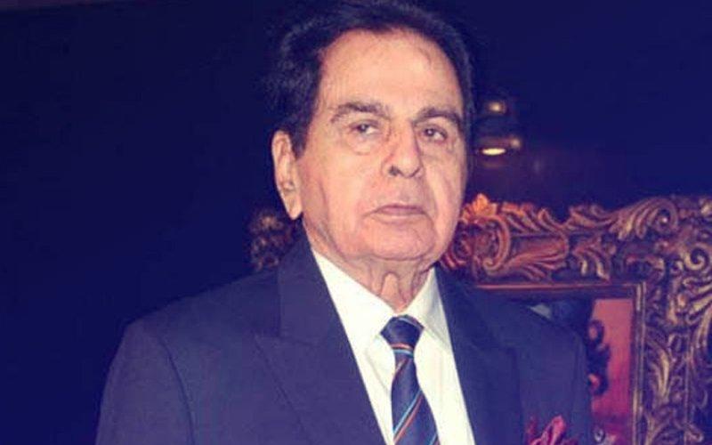 Dilip Kumar Rushed To Lilavati Hospital