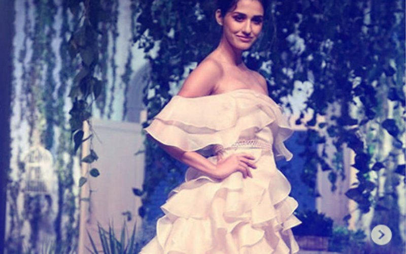If Looks Could Kill: 11 HD Pics Of Disha Patani SPINNING MAGIC On The LFW 2018 Ramp