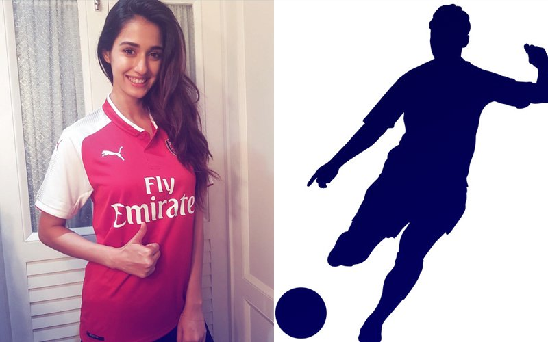 Disha Patani Gets An Original Arsenal Jersey From A Legendary Footballer, Guess Who?