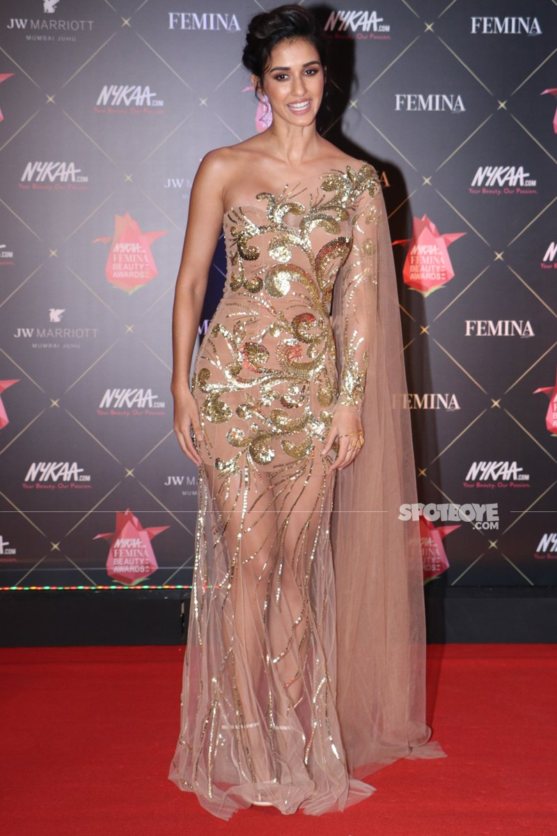 disha patani at femina awards