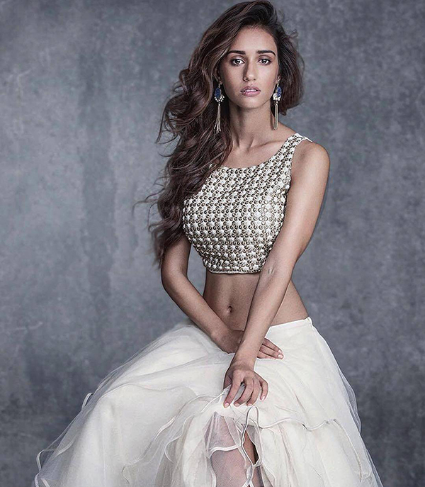 disha patani posing for a photoshoot
