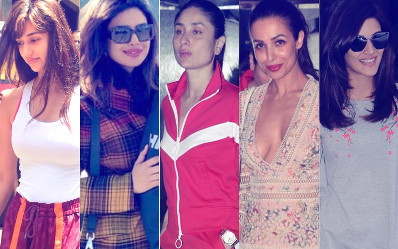STUNNER OR BUMMER: Disha Patani, Priyanka Chopra, Kareena Kapoor, Malaika Arora Or Kriti Sanon?