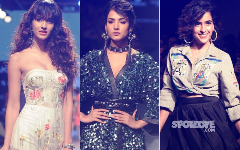 LAKME FASHION WEEK, 2017 DAY 1: Disha Patani, Sonal Chauhan, Sanya Malhotra Kick-Start The Fashion Week