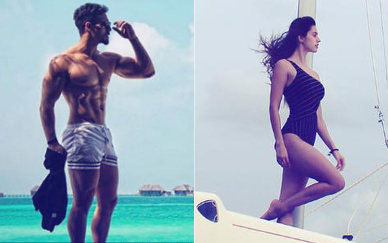 Disha Patani & Tiger Shroff Holidaying Together Secretly In Maldives?