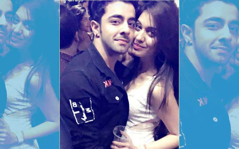 WHAT'S COOKING? Priyank Sharma's Ex-Girlfriend Divya Agarwal Gets COSY With TV Hunk Paras Babbar