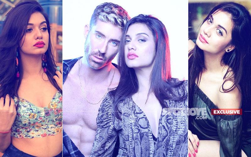 Divya Agarwal Shakes A Leg With Hottie Bobby Newberry, Says 'Girls Will Feel Jealous'