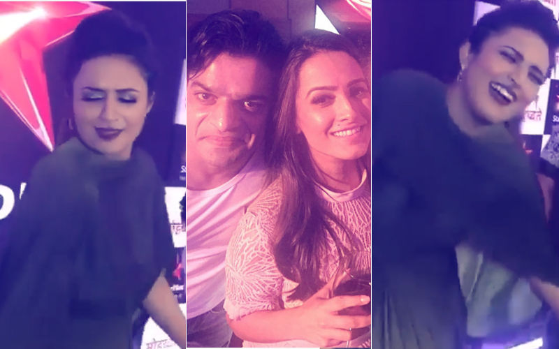 Ye Hai Mohabbatein 1500 Episodes Completion Bash: Divyanka Tripathi, Karan Patel & Gang Party Hard