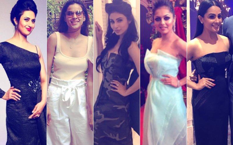 BEST DRESSED & WORST DRESSED Of The Week: Divyanka Tripathi, Nia Sharma, Mouni Roy, Drashti Dhami Or Anita Hassanandani?