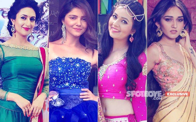 DIWALI SPECIAL: Divyanka Tripathi, Rubina Dilaik, Mansi Srivastava & Tanya Sharma Have DITCHED Someone