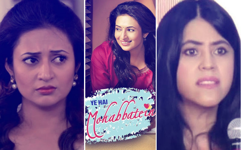 Trolls Want Yeh Hai Mohabbatein To End: What Do Divyanka Tripathi & Ekta Kapoor Think?