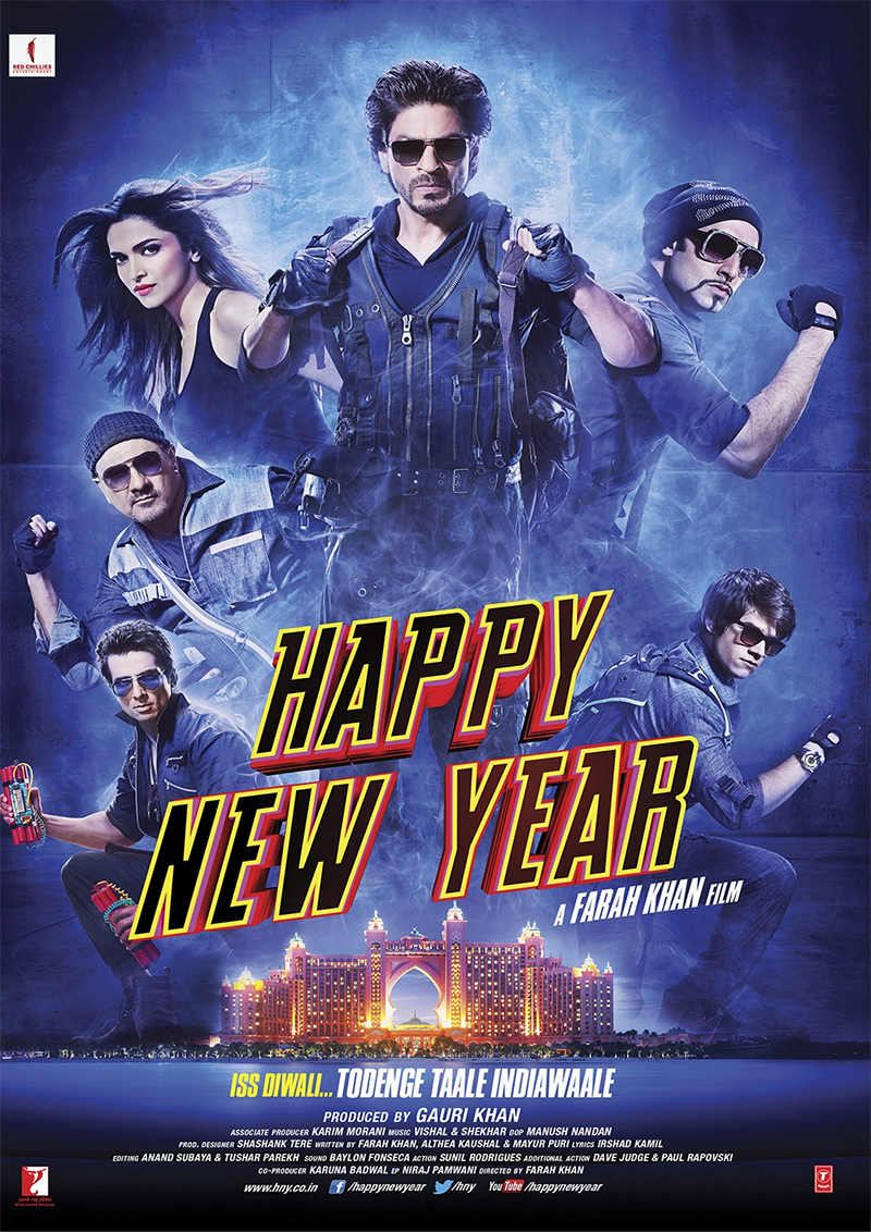 diwali block buster happy new year