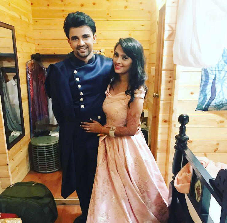 diya aur baati actor gaurav sharma gets married