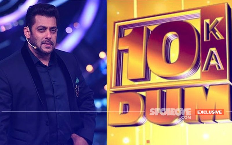 OH 'SHOOT'! Salman Khan Returns To 10 Ka Dum After 9 YEARS; Promo To Be Shot Tomorrow