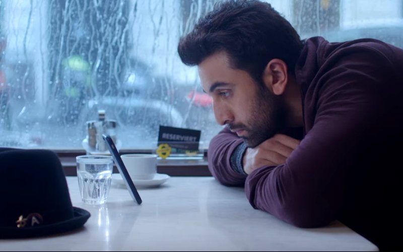 The Sheer Agony Of Unrequited Love --- Ranbir's Eyes Say It All