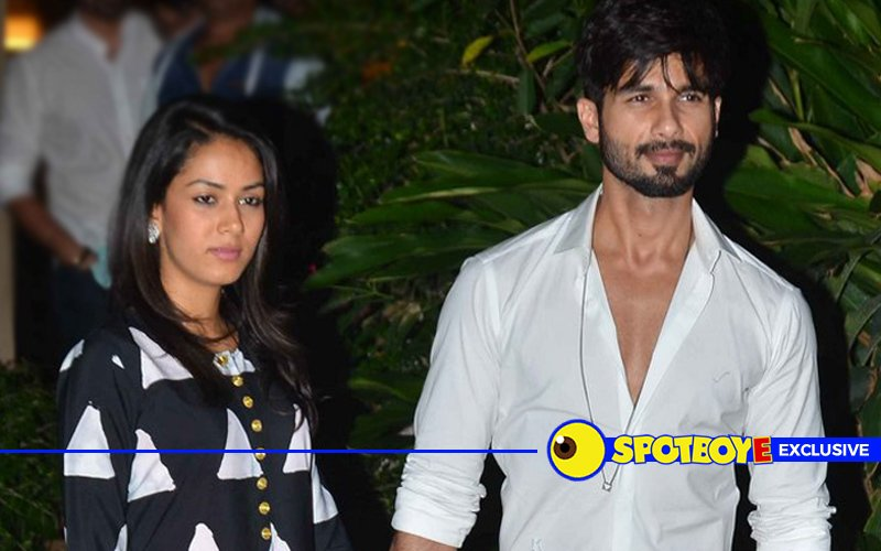 Shahid's wife Mira hospitalised over the weekend, back home now