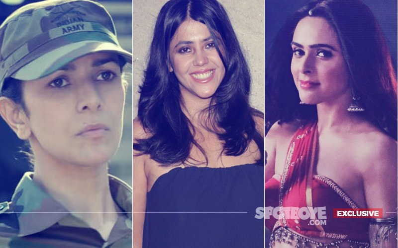 Ekta Kapoor Talks About The Return Of Nimrat Kaur's The Test Case, Chandrakanta And Motherhood