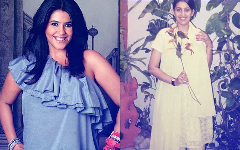 That's How Ekta Kapoor Welcomed Smriti Irani Aka Tulsi On Instagram