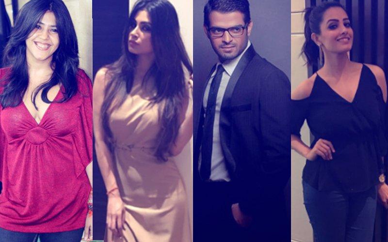 Mouni Roy, Ekta Kapoor, Karan Patel, Anita Hassanandani Talk About Their Half-Relationships