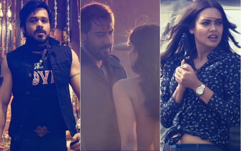 Baadshaho Teaser: Meet The Bada**es- Ajay Devgn, Ileana D'Cruz, Emraan Hashmi & Esha Gupta