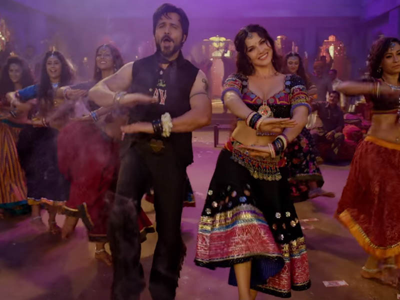 emraan hashmi and sunny leone in piya more