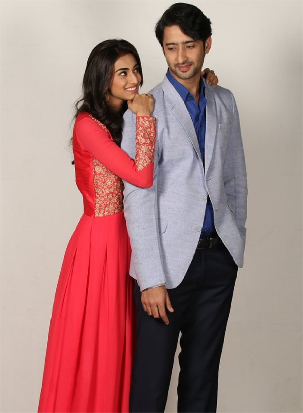 erica fernandes and shaheer sheikh together