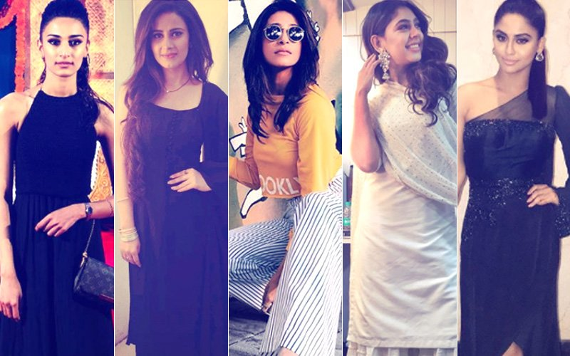 BEST DRESSED & WORST DRESSED Of The Week: Erica Fernandes, Shivani Tomar, Kishwer Merchant, Niti Taylor Or Krystle D'souza?