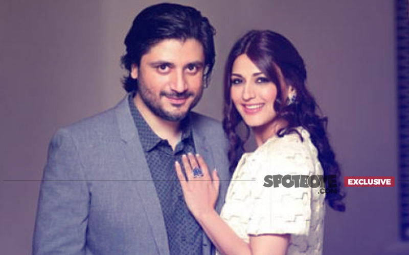 Sonali Bendre's Husband Goldie To SpotboyE: Wife Is Stable, No Complications On Treatment