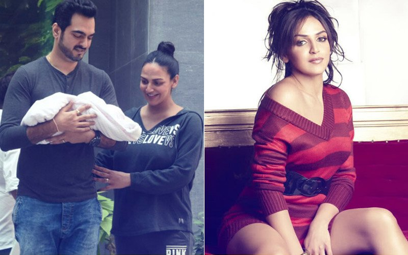 Esha Deol Names Her Daughter As Radhya