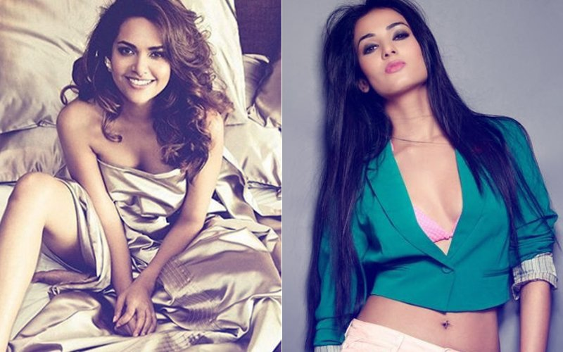 Jannat Hotties Esha Gupta & Sonal Chauhan Join Arjun And Sonu In Paltan