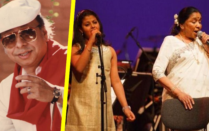 Asha Bhosle and granddaughter Zanai Bhosle to pay tribute to Pancham Da at a concert in USA