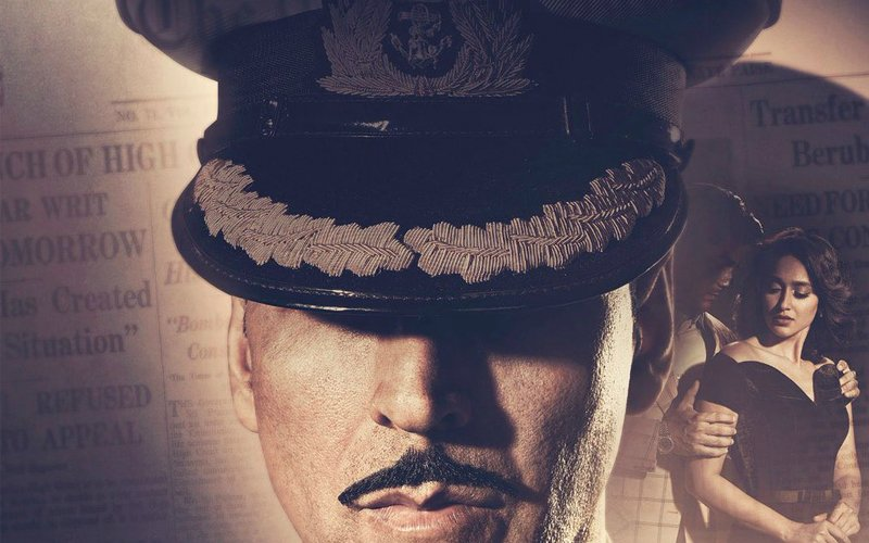 Check out Rustom's first poster