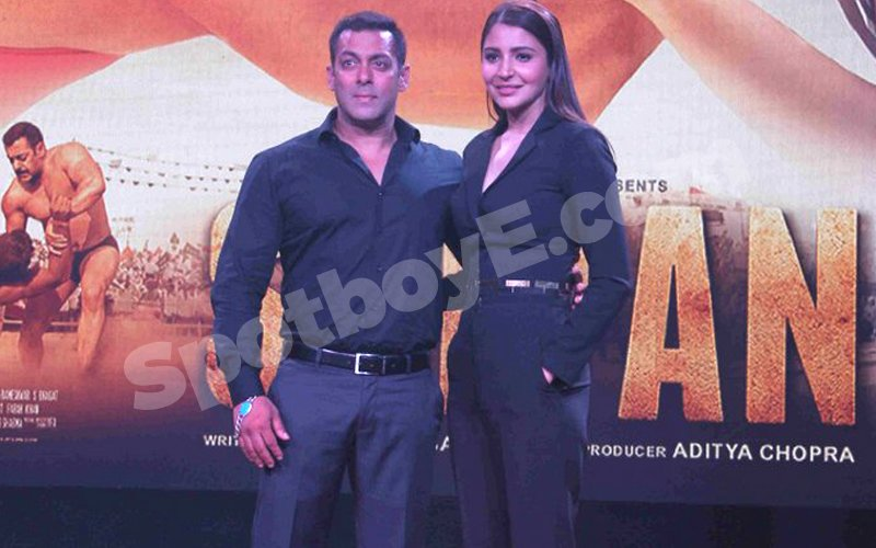 VIDEO: What does Anushka likes most about Salman?