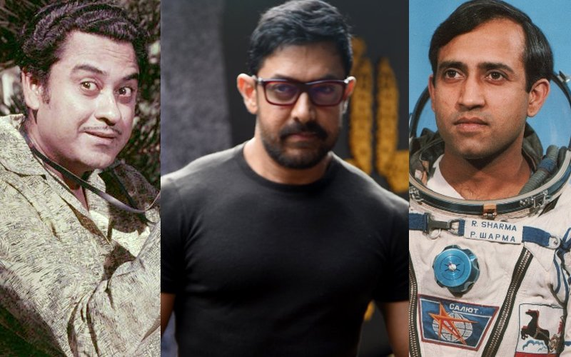 Aamir torn between Kishore Kumar and Rakesh Sharma biopic for his next