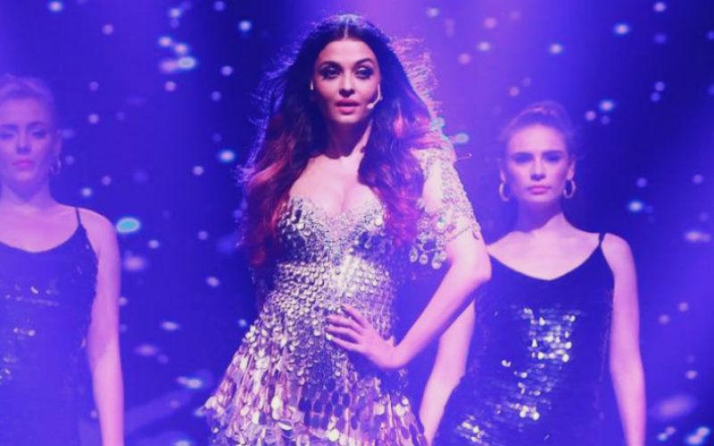 ऐश्वर्या राय ने फन्ने खान के गीत 'मोहब्बत' के जरिये बिखेरा अपना जादू!