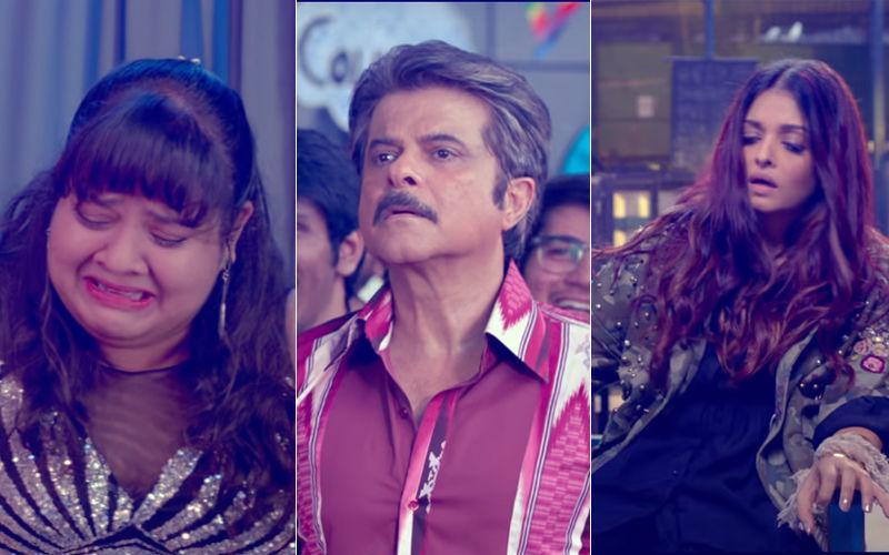"""फिल्म फन्ने खान के नए गाने """"अच्छे दिन"""" को लता मंगेशकर ने किया रिलीज!"""