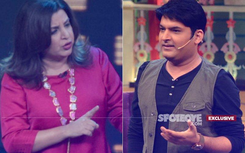 Farah Khan Calls Kapil Sharma MANNERLESS For Sending Firangi Invite Via JUST AN SMS!