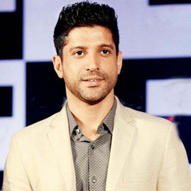 farhan akhtar at an event