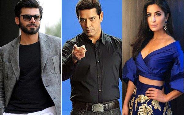 Fawd Khan Annup Soni And Katrina Kaif