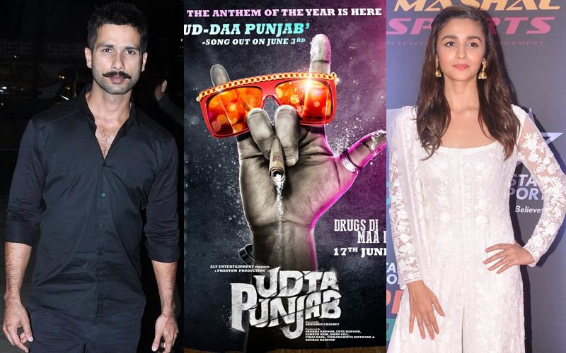 VIDEO: Shahid, Alia, Diljit request people to not watch 'Udta Punjab' online