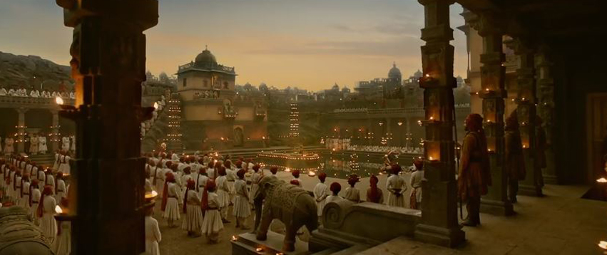 five best scenes from padmavati trailer scene two
