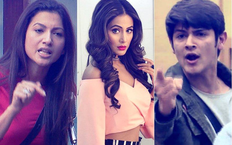 Bigg Boss 11: Gauahar Khan & Rohan Mehra's Twitter FIGHT Over Hina Khan Continues