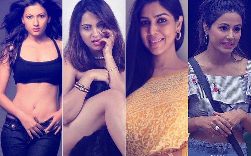 Bigg Boss 11: Gauahar SLAMS Hina & Arshi For Calling Sakshi Tanwar 'SQUINT EYED'