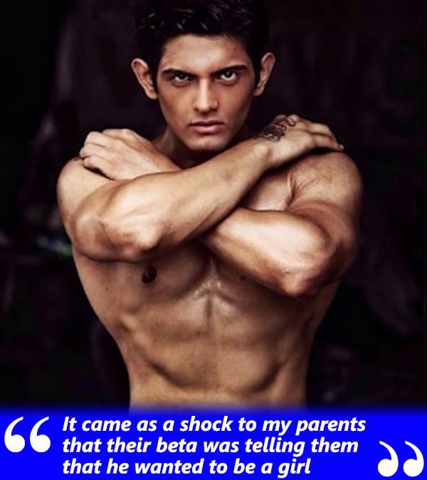 gaurav arora now gauri arora talks about his parents reaction