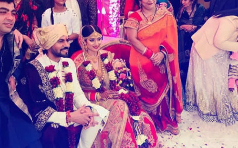 Ex-Bigg Boss Contestant Gaurav Chopra Gets MARRIED In A Private Ceremony