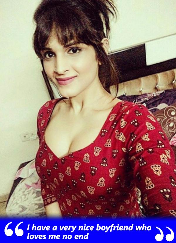 gauri arora talks about her boyfriend