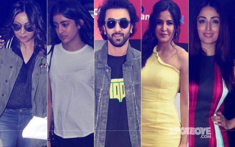 STUNNER OR BUMMER: Gauri Khan, Navya Naveli Nanda, Ranbir Kapoor, Katrina Kaif Or Yami Gautam?