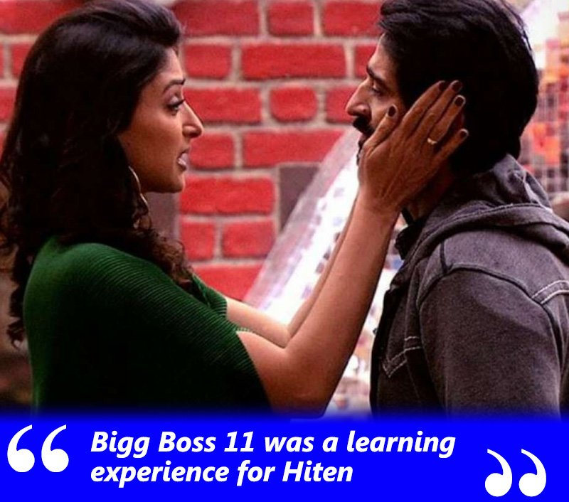 gauri pradhan supports hiten tejwani in bigg boss 11