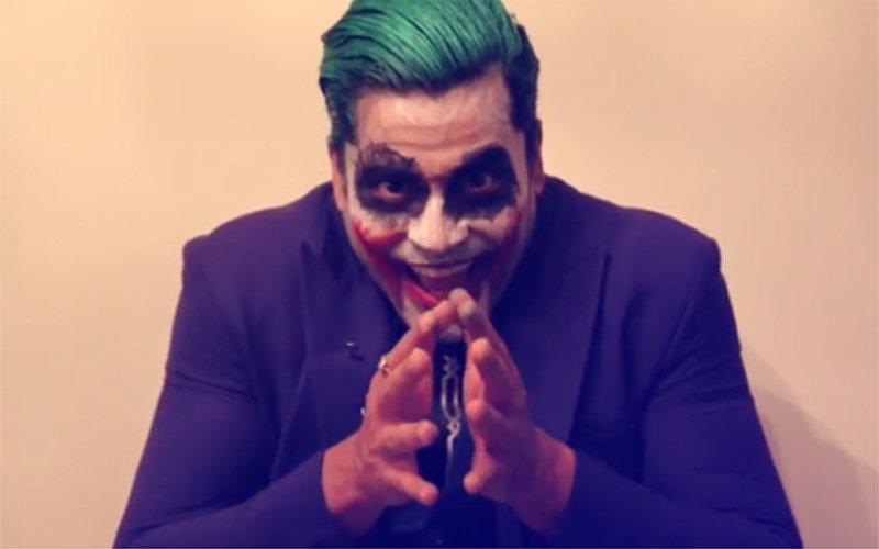 SCARED YET? This Bigg Boss Winner Is UNRECONISABLE As Joker